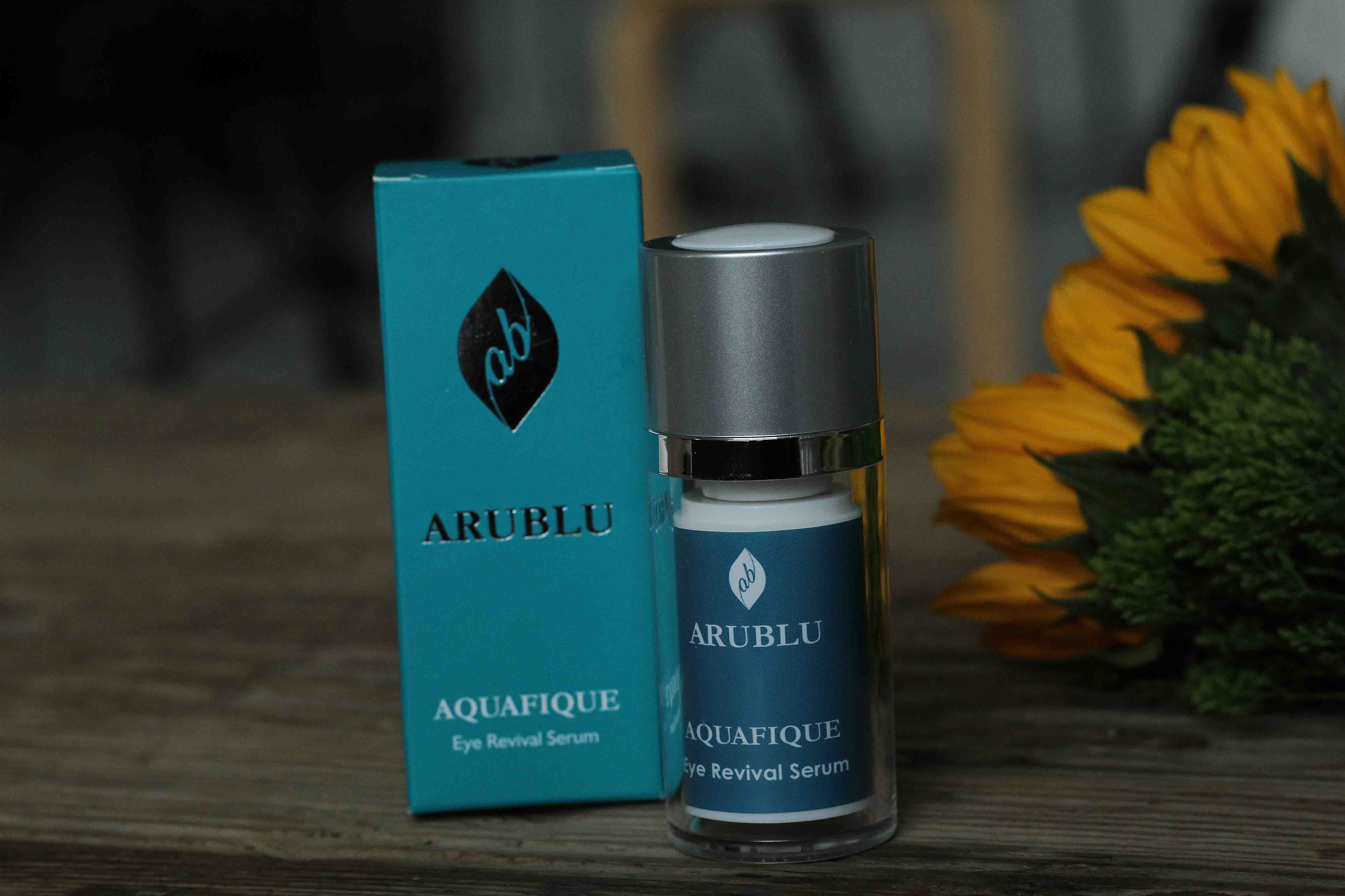 Aquafique Eye Revival Serum