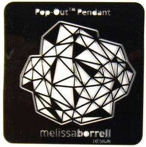 Crystal Pop-Out Pendant - Pop-Out Jewelry
