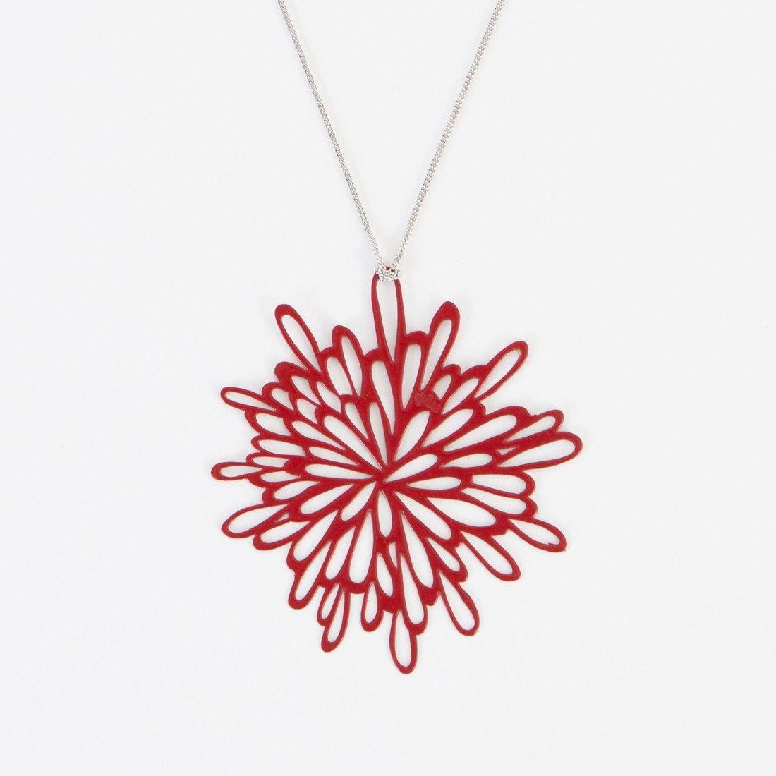 Starburst Pop-Out Pendant - Pop-Out Jewelry