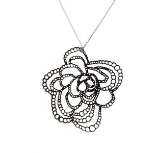 Lace Pop-Out Pendant - Pop-Out Jewelry