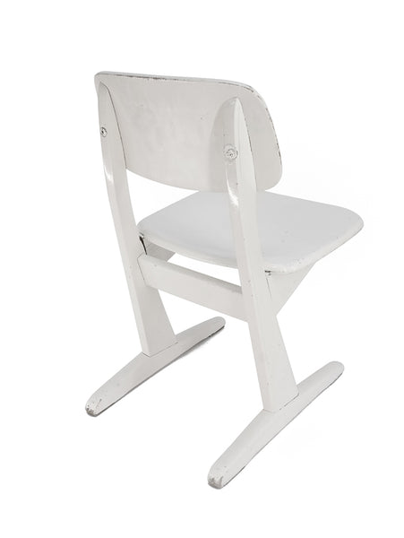 Chaise Casala blanche