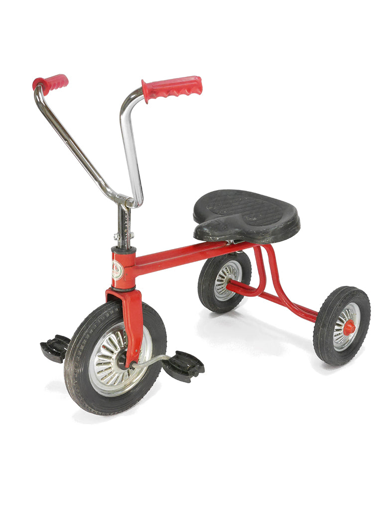 Tricycle rouge