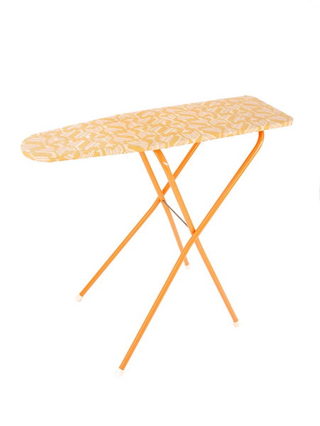 Table à repasser orange