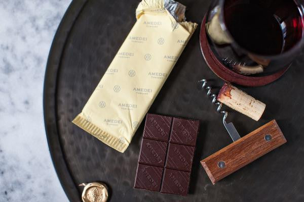 Chocolate Pairings: What to Eat with Wine