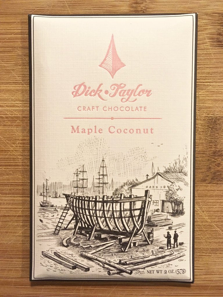 Bite of the Week: Dick Taylor Maple Coconut