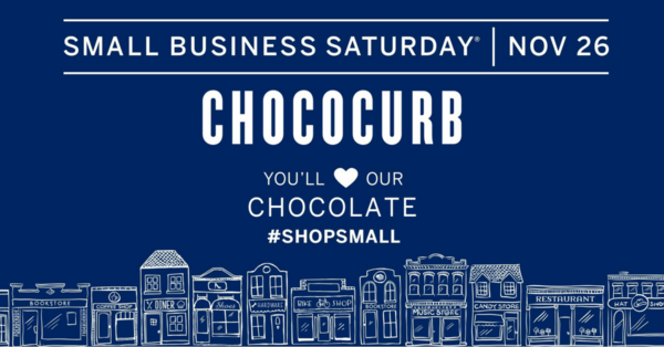 How the Chocolate Industry Embraces #ShopSmall for Small Business Saturday