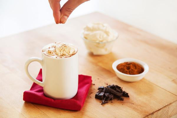 Sarah's Stovetop Hot Chocolate Recipe