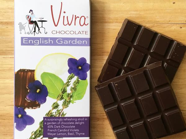 Bite of the Week: Vivra Chocolate English Garden