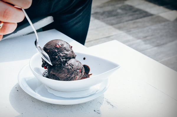 How To Make Mexican Chocolate Sorbet
