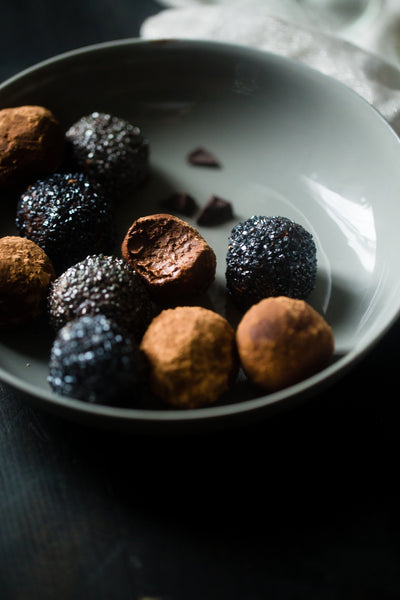 Classic Truffle Recipe – What is Ganache?