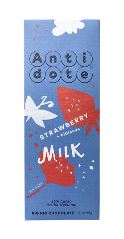Antidote Big Kid Strawberry Milk Bar