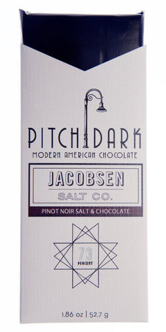 Pitch Dark Jacobsen Pinot Noir Salt