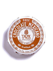Taza Chocolate Mexicano with Coffee