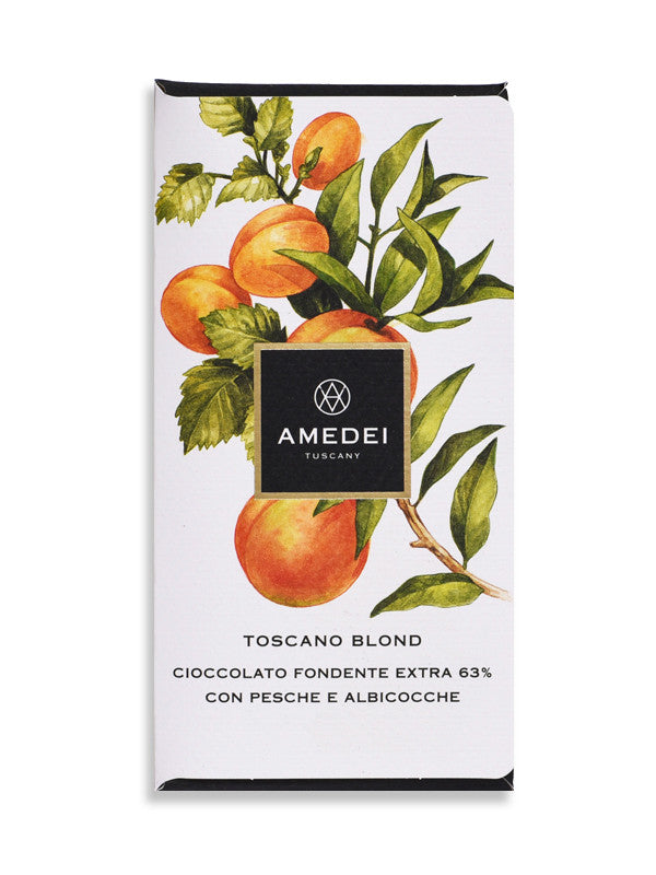 Amedei Toscano Blond Chocolate Bar