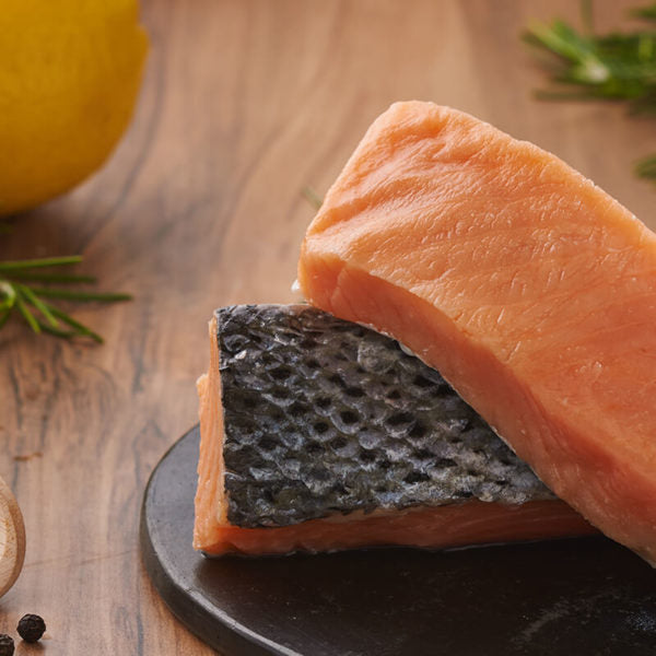 Salmon Portions (200 gms)