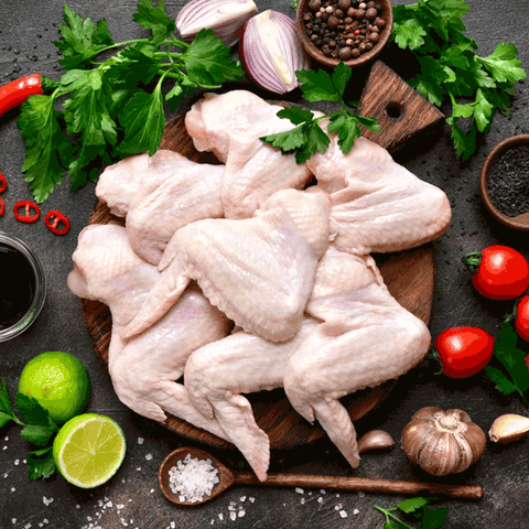 Chicken Wings 500gms