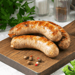 Smoked German Bratwurst 300 gms