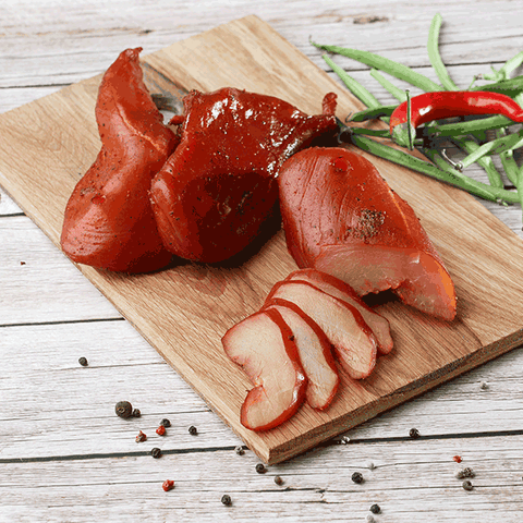 Smoked Chicken Breast with Chipotle (Chilli Flacks) 220gms