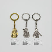 Engravt™ Photo Customized Keychain People