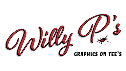 Willy P's Graphic's on Tee's