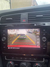 Load image into Gallery viewer, Volkswagen Golf Reverse Camera / Rear View Camera