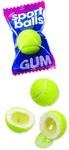 Fini Tennis Balls Liquid Filled Bubblegum