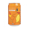 Ocean Bomb Pokémon Charmander Orange Sparkling Water 354ml