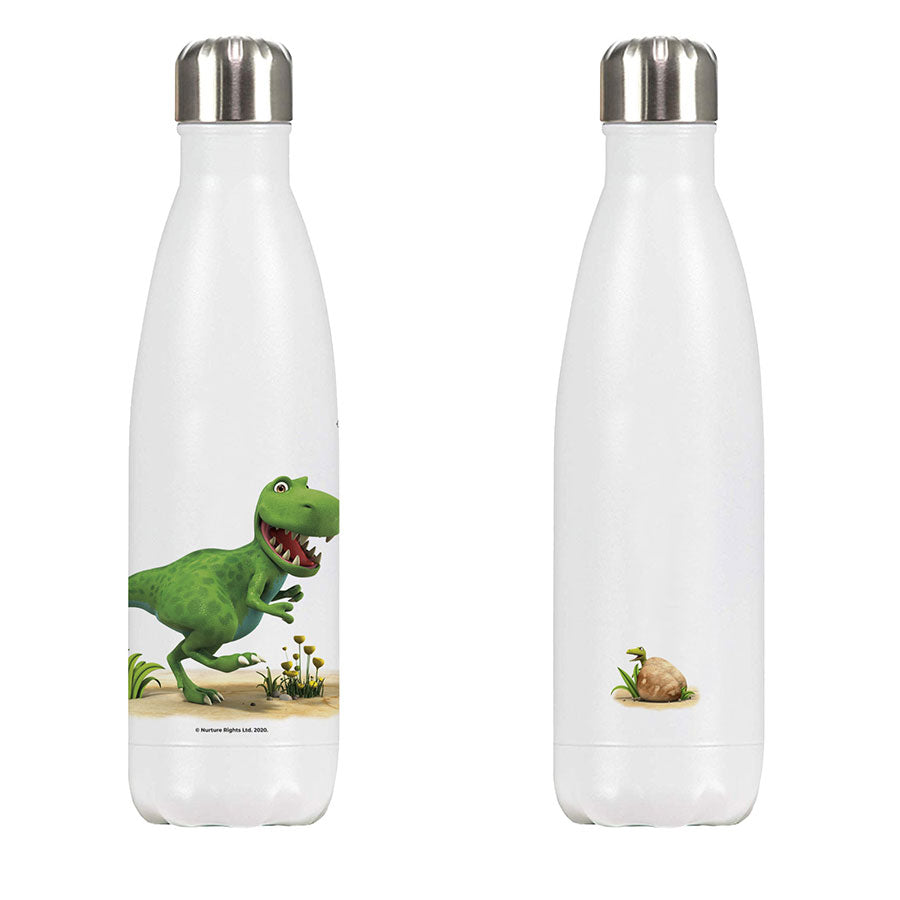 Dinosaur Roar and Dinosaur Squeak Premium Water Bottle