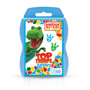 Dinosaur Roar Top Trumps