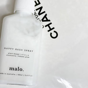 Malo the Label Nappy Rash Spray