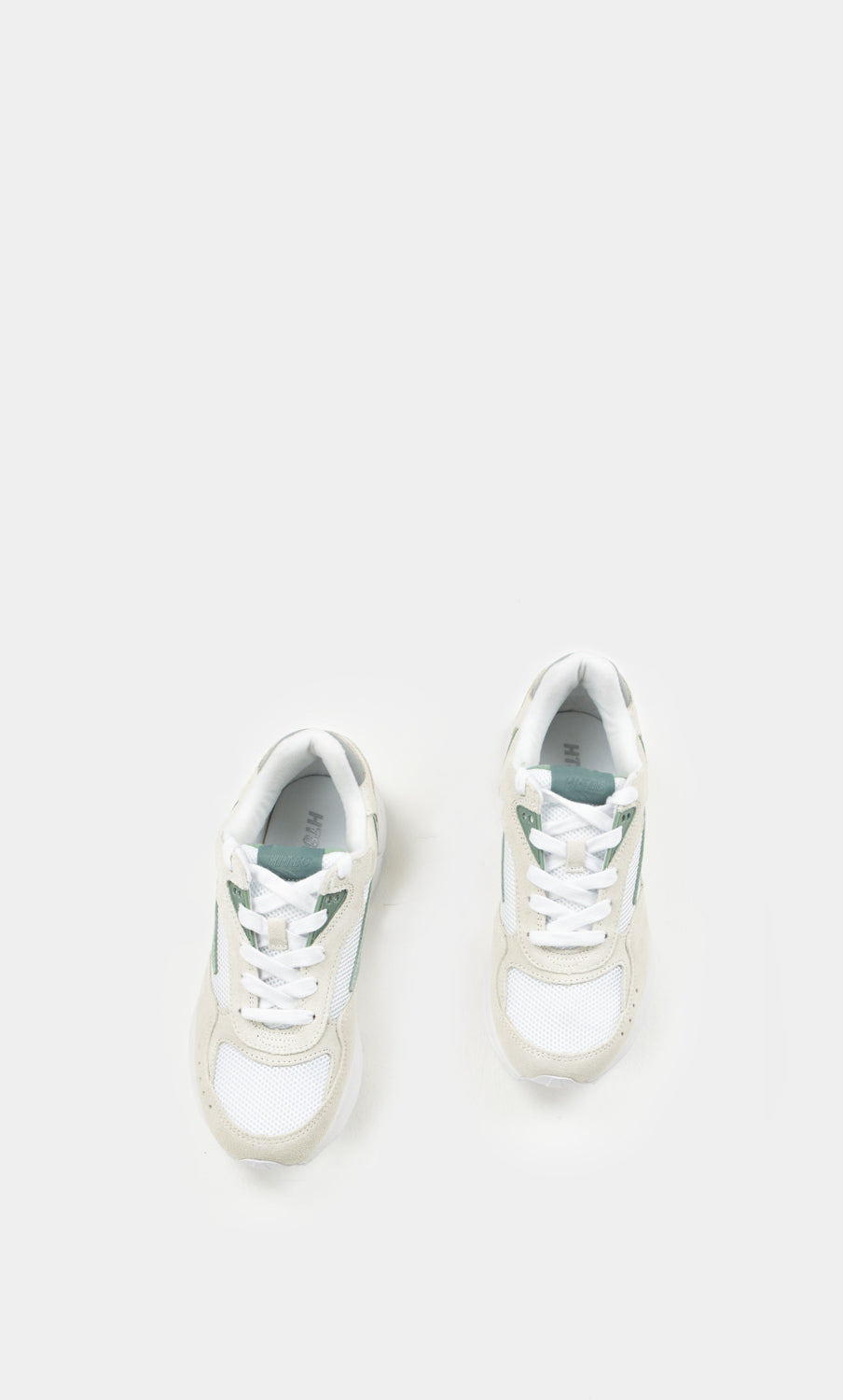HTS Shadow White/Sage green