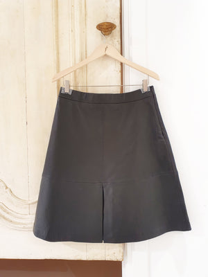 Leather skirt JUST