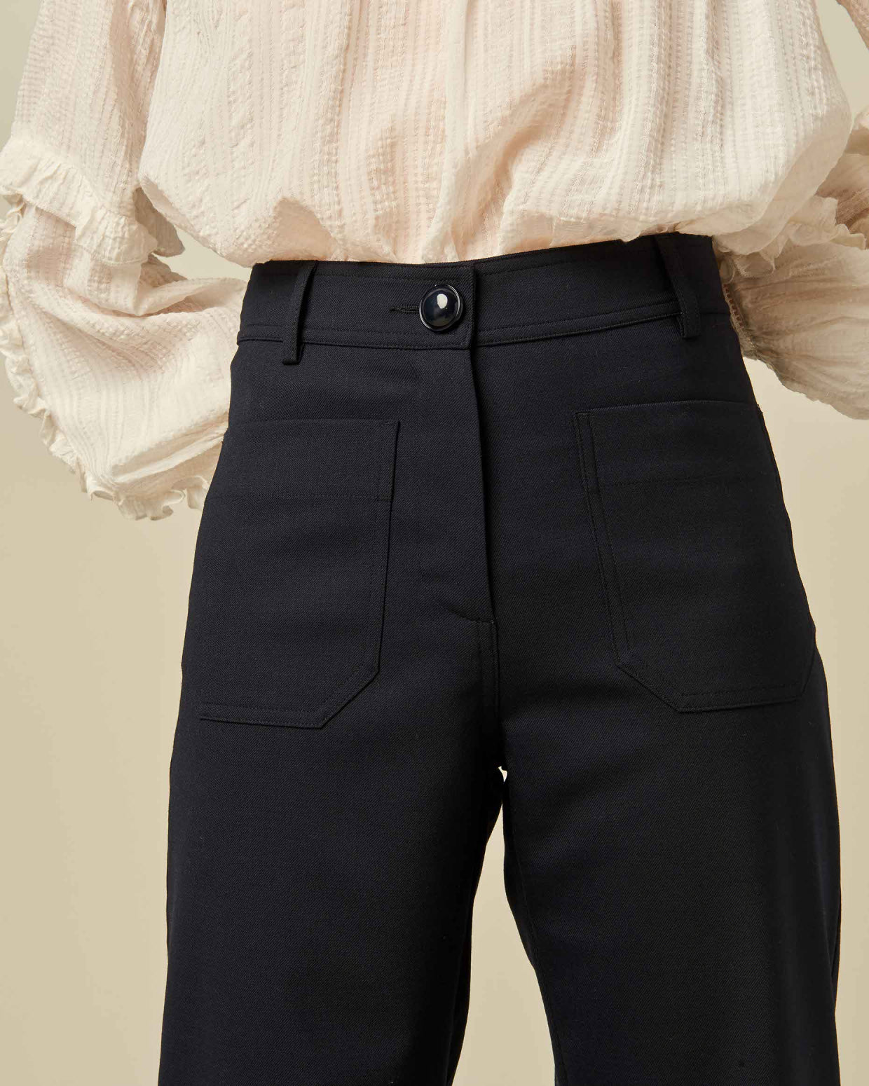 Sessun trouser Hudwool
