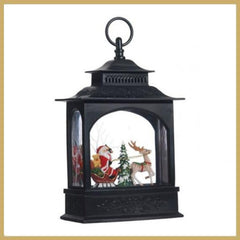 Lighted Lanterns, Frames, Vases & Snow Globe