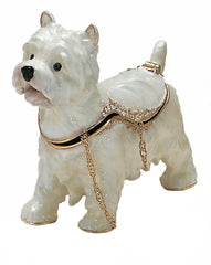 West Highland Terrier Box