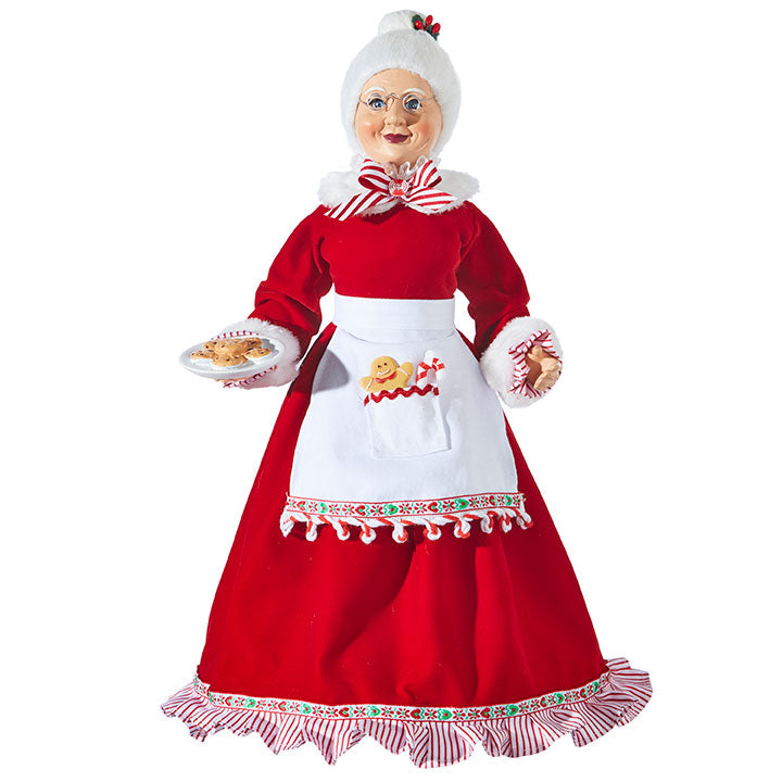 Kringle Candy Co Mrs Claus, 18""