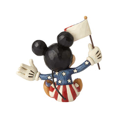 Mini Patriotic Mickey, 3.5