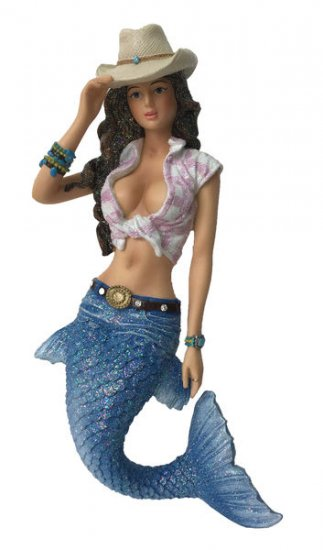 December Diamonds Jessie Mermaid Ornament