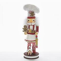 Gingerbread Chef Nutcracker 15