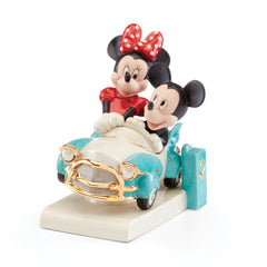 Lenox Mickey & Minnie's Vintage Ride