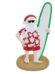 SANTA SURFER- CASUAL
