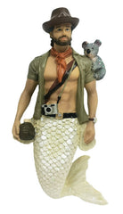 December Diamonds Outback Merman Ornament