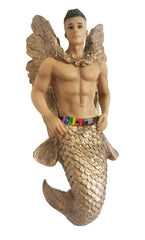 December Diamonds Gabriel Merman Ornament