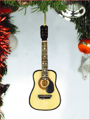 String Guitar W/Pick Guard Ornament