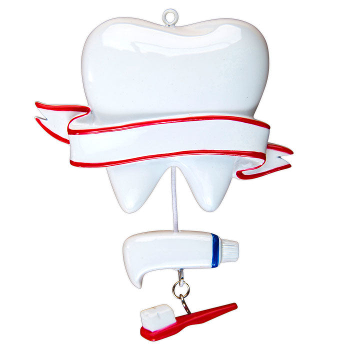Tooth - Dental Ornament