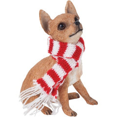 Chihuahua Tan Dog Ornament