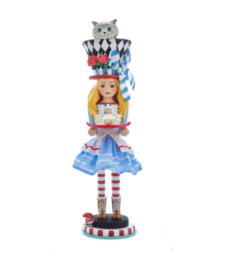Hollywood Alice Nutcracker, 19.5""