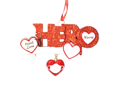 Hero Nurse Ornament