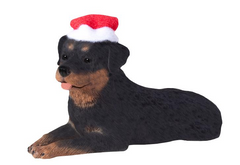 Rottweiler Dog Ornament