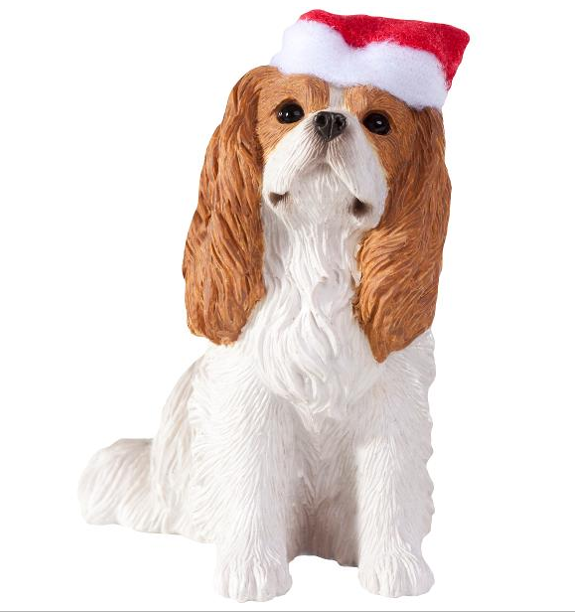 Cavalier King Charles Dog Ornament